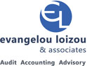 Evangelou Loizou & Associates Ltd  Logo